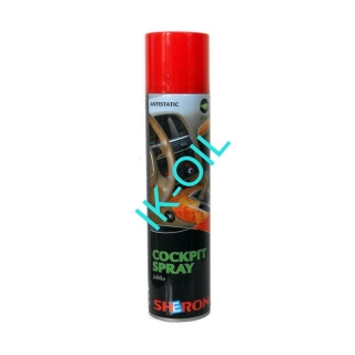 Sheron Cockpit spray jablko, 400ml